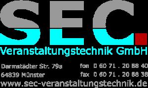 SEC Veranstaltungstechnik Gmbh