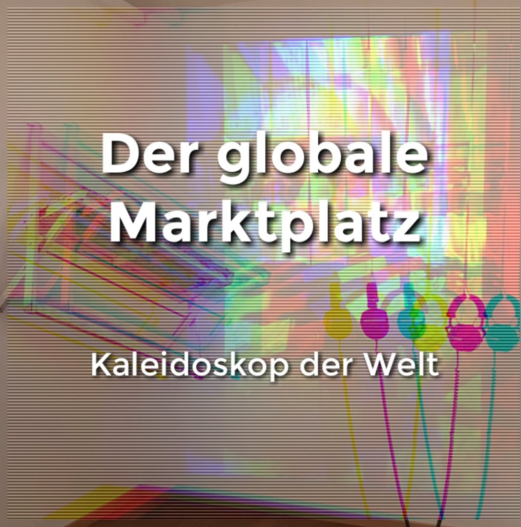 The Global Marketplace: Bonding Bollective Life Together through a Practice of Deep Perceiving