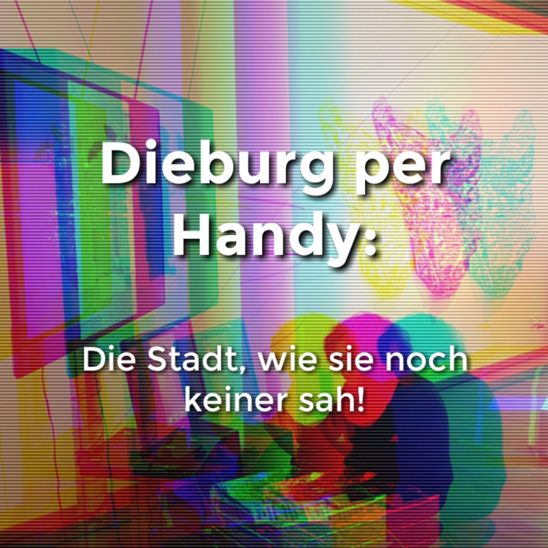 Dieburg per Handy: Die Stadt, wie sie noch keiner sah!